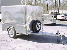 Custom Farrier Trailer